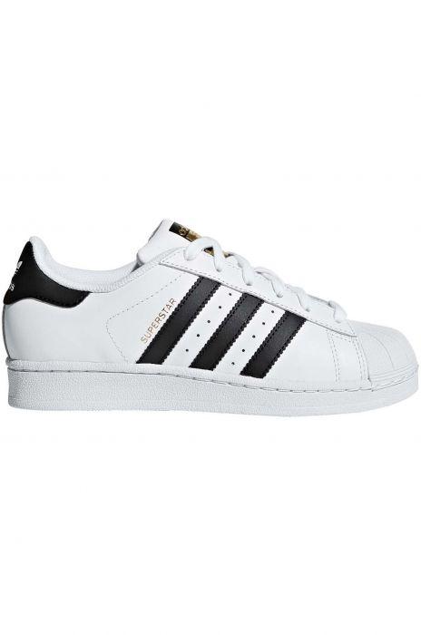 173262c3e2 Tenis Adidas SUPERSTAR J Ftwr White / Core Black / Ftwr White