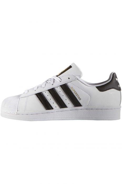 85cef269fc4 Adidas Shoes SUPERSTAR J Ftwr White   Core Black   Ftwr White