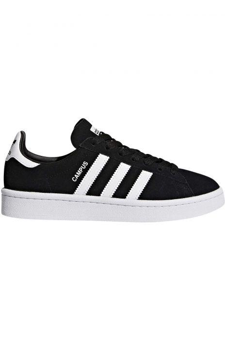 Tenis Adidas CAMPUS J Core BlackFtwr WhiteFtwr White 38 23