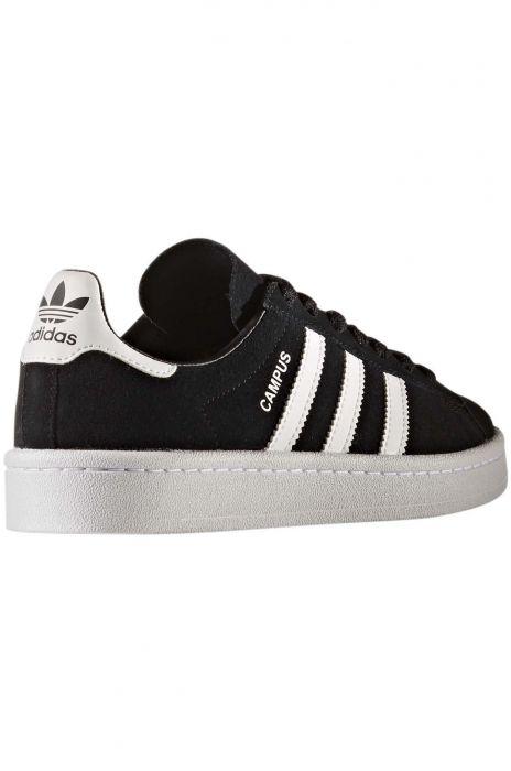 81aa1f247a4 Adidas Shoes CAMPUS J Core Black Ftwr White Ftwr White