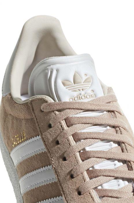 Umeki preámbulo Personal  Adidas Shoes GAZELLE Ash Pearl S18/Ftwr White/Linen 38-2/3