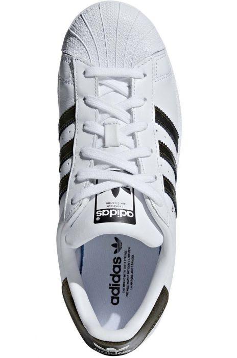 Tenis Adidas SUPERSTAR Ftwr WhiteCore BlackCore Black 37 13