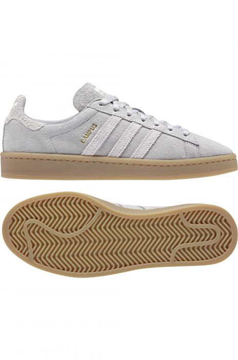0b7e9a3d27 Adidas Shoes CAMPUS Grey Two F17 Grey One F17 Gum4
