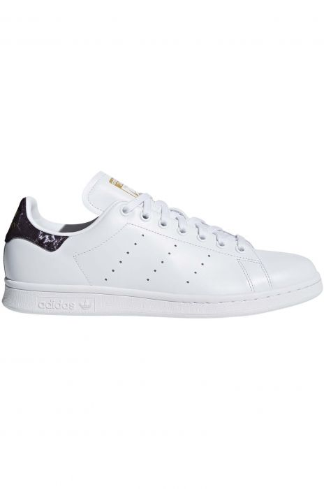 Tenis Adidas STAN SMITH Ftwr WhiteCore BlackGold Met. 38 23
