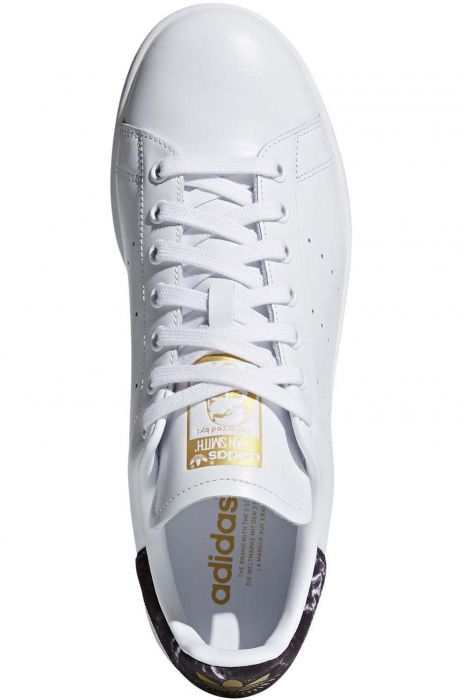 Tenis Adidas STAN SMITH Ftwr WhiteCore BlackGold Met. 36