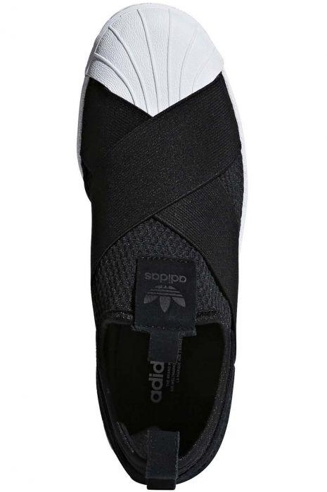 Tenis Adidas SUPERSTAR SLIP ON Core BlackCore BlackFtwr
