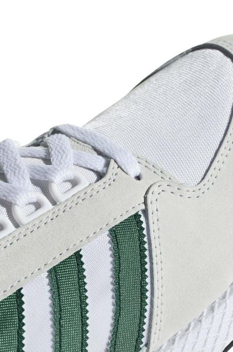 709b2e866db Adidas Shoes FOREST GROVE Crystal White Collegiate Green Core Black 40