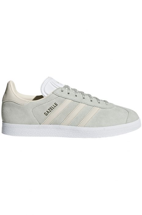 9dee01f05bb Adidas Shoes GAZELLE Ash Silver Clear Brown Ecru Tint S18