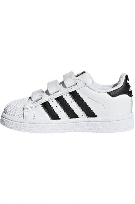 adidas Superstar (Ftwr White Core Black Ftwr White)