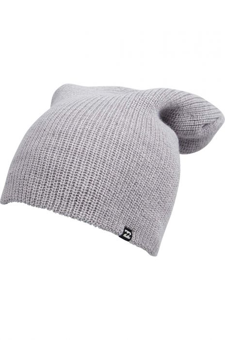 b5a458f43c5 Billabong Beanie ALL DAY TALL Grey Heather
