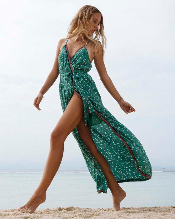 Vestido Billabong SOFT SEAS BEACH BAZAAR Emerald Bay