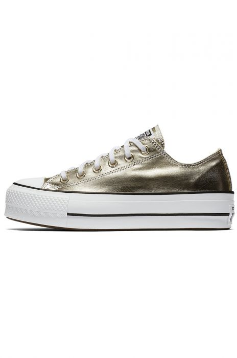 Ténis CONVERSE Chuck Taylor All Star Lift Clean 560249C Gold