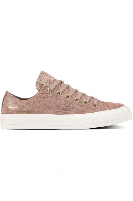 74758af8daee Tenis Converse CHUCK TAYLOR ALL STAR Diffused Taupe Metallic Taupe Egret