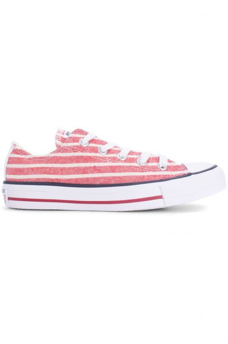 148584368d Converse Shoes CHUCK TAYLOR ALL STAR Gym Red/Egret/White
