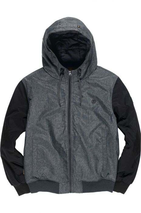 Tones Jacket Element Htr 2 Dulcey Black Flint Ctw6q