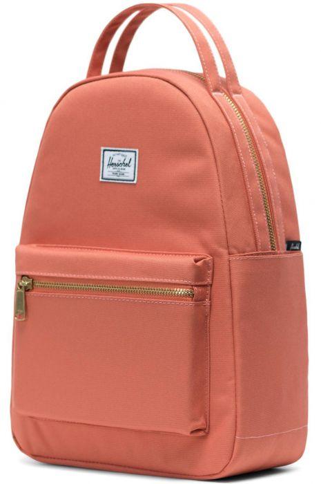 Herschel Backpack NOVA SMALL Apricot Brandy