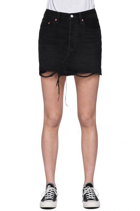 5eadfbc2f8 Levis Skirt DECONSTRUCTED Ill Fated
