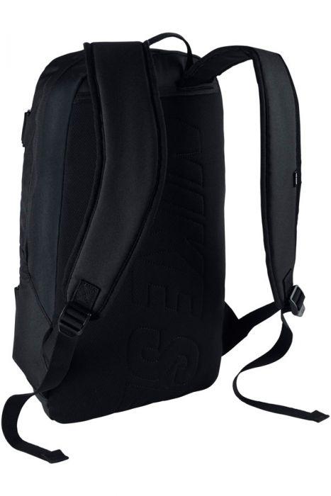 f942efd71dd77 Nike Sb Backpack CRTHS Black Black (White) Unico