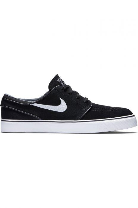 Tenis Nike Sb NIKE ZOOM STEFAN JANOSKI BlackWhite 46