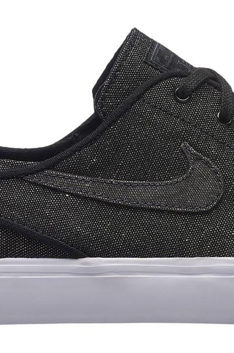 Nike Sb Shoes ZOOM JANOSKI CVS DC Black/White