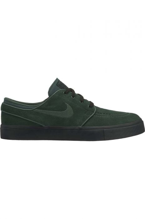 libro de texto celestial Renacimiento  Nike Sb Shoes ZOOM STEFAN JANOSKI Midnight Green/Midnight Green-Black