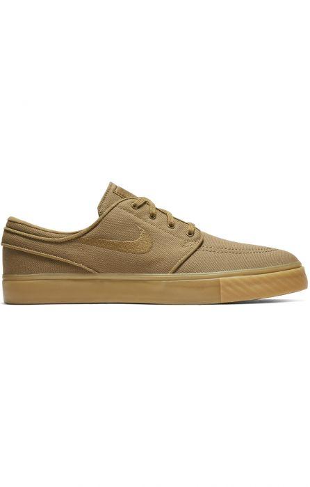 9065e5788c4a Nike Sb Shoes ZOOM STEFAN JANOSKI CNVS Golden Beige Golden Beige-Gum Yellow
