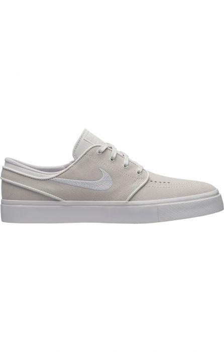 56fa5f977d77 Nike Sb Shoes ZOOM STEFAN JANOSKI Summit White Vast Grey
