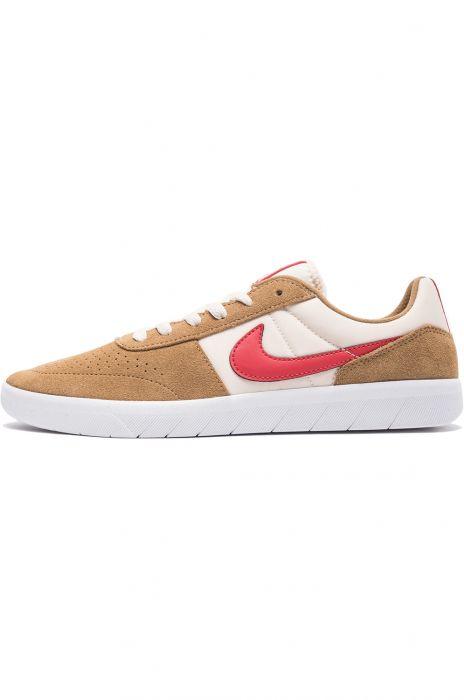 Generalmente hablando limpiar Camello  Nike Sb Shoes TEAM CLASSIC Golden Beige/Univ Red-Lt Cream-White-Lt Cream 42