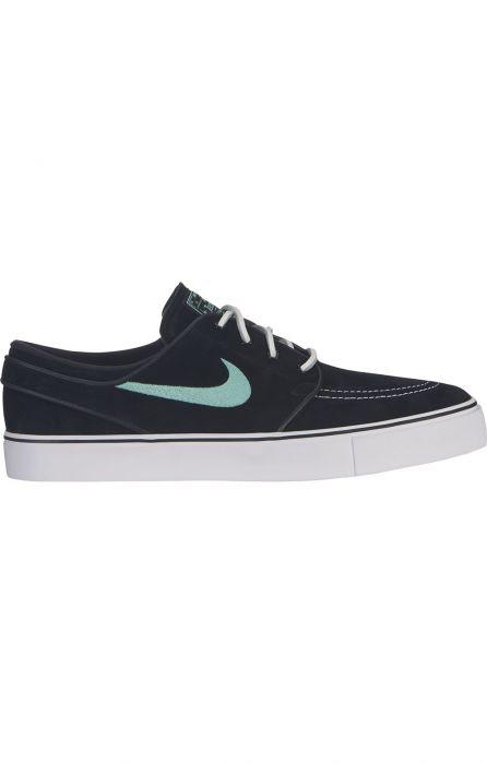 99b411408c3 Tenis Nike Sb ZOOM STEFAN JANOSKI OG Black Mint-White