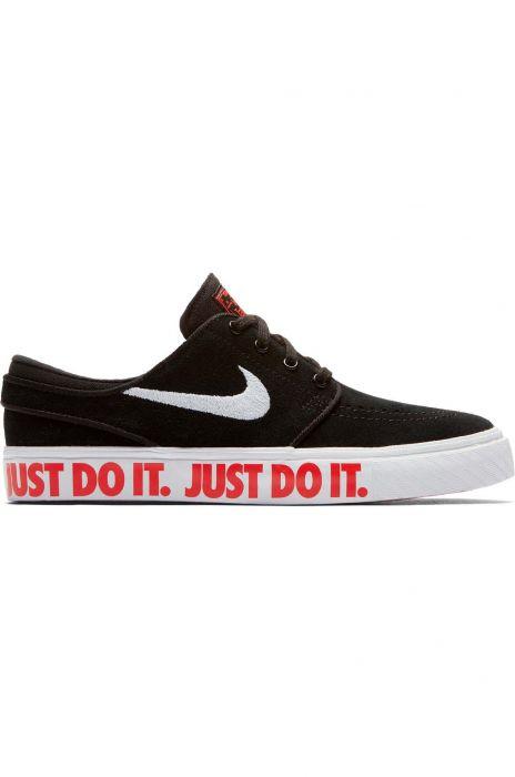 the latest 93f6e 16a09 Nike Sb Shoes STEFAN JANOSKI JDI (GS) Black/White-Bright Crimson 38