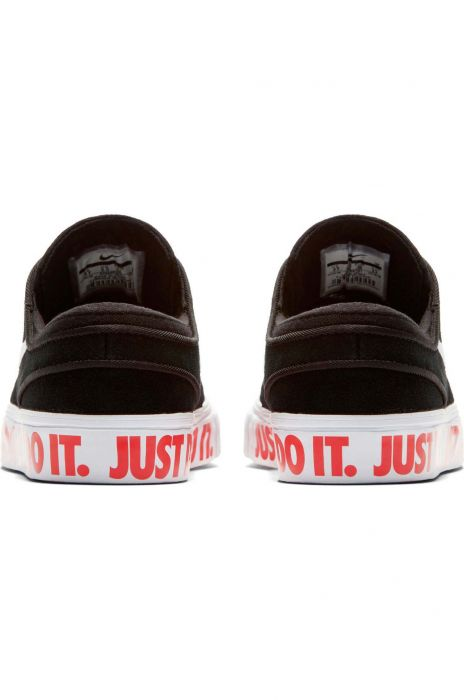 ae5e4079cc Nike Sb Shoes STEFAN JANOSKI JDI (GS) Black/White-Bright Crimson 39