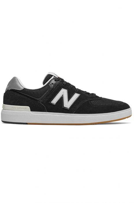 carga sirena musical  New Balance Shoes AM574 Black/Grey 42.5