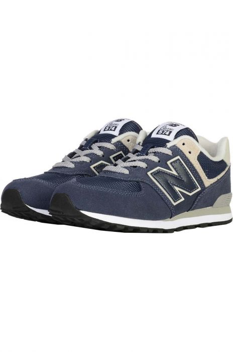 b816552d7d1 New Balance Shoes GC574 Navy(410) 36