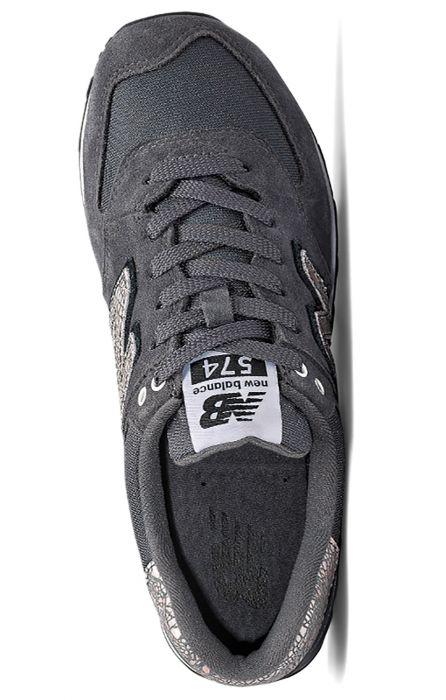 best sneakers f0a7e 7ffb6 New Balance Shoes WL574 Dark Grey (020) 41