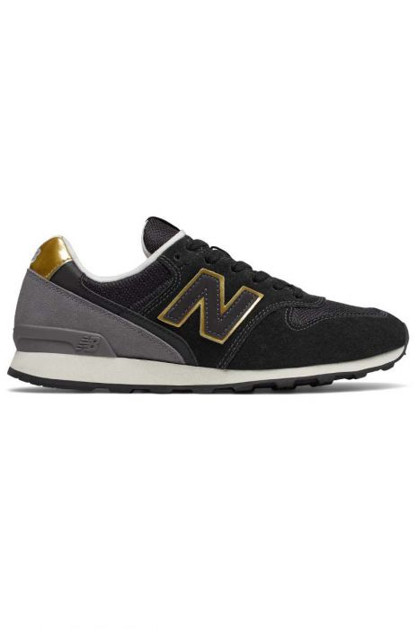 newest 931a2 64ff7 New Balance Shoes WR996 Black 40.5