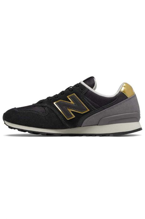 hot sale online a56f8 1ce02 New Balance Shoes WR996 Black 38