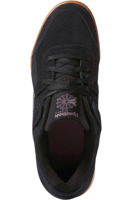 0fc551d7ffb93d Reebok Shoes WORKOUT PLUS MU Spg-Black Noble Orchid Gum