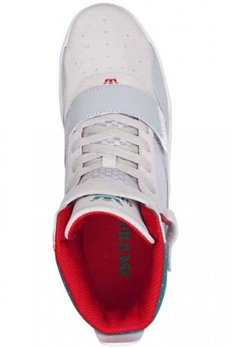 825e51d3f15e Supra Shoes BREAKER Lt Grey Teal White