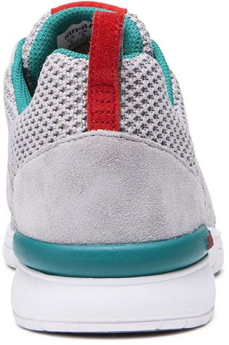 7a887ab2578b Supra Shoes SCISSOR Lt Grey Teal White 46