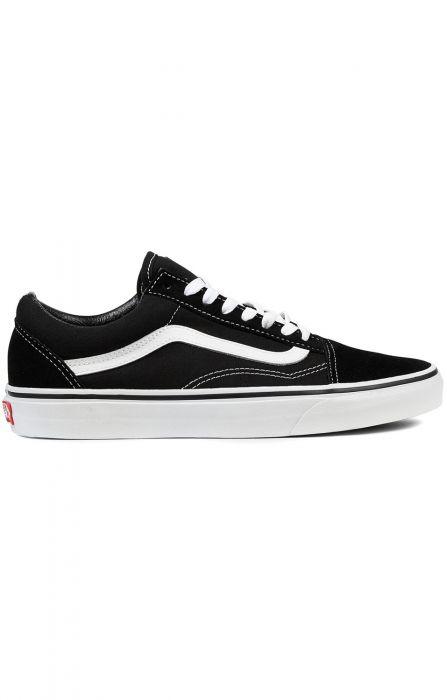 1af0703868398 Tenis Vans OLD SKOOL Black/White