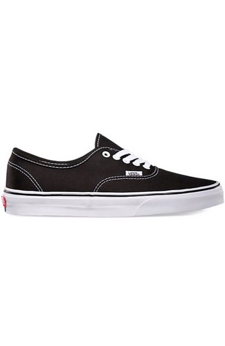 1c289d365a Vans Shoes AUTHENTIC Black