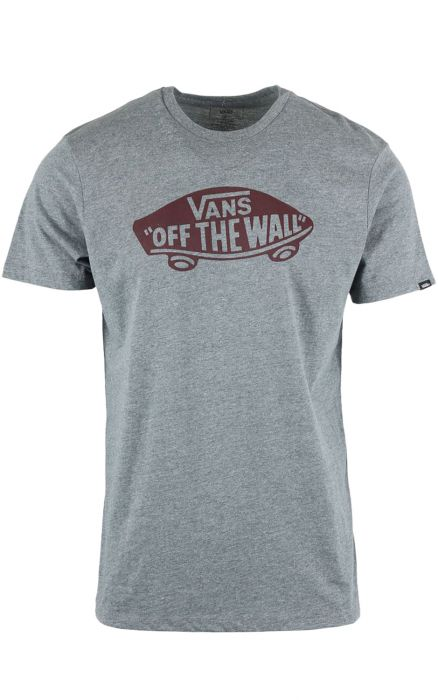 41f2fd2dcd Vans T-Shirt VANS OTW Heather Grey Port Royale