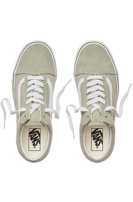 6a3d09a124ef0 Vans Shoes UA OLD SKOOL Desert Sage/True White 37