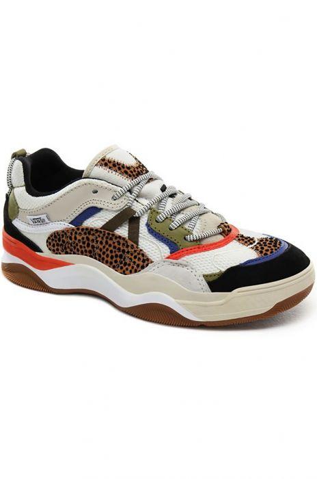 Vans Shoes VARIX WC (Tiny Cheetah