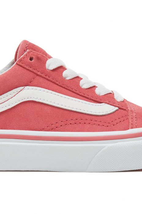 08ca01026e67 Vans Shoes UY OLD SKOOL (Suede) Desert Rose True White