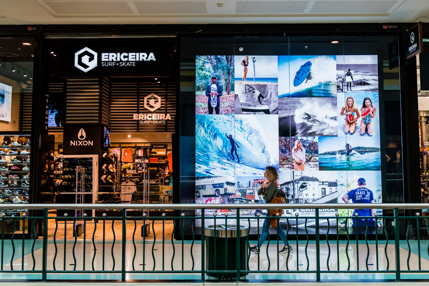 Ericeira Surf & Skate reabre no Colombo