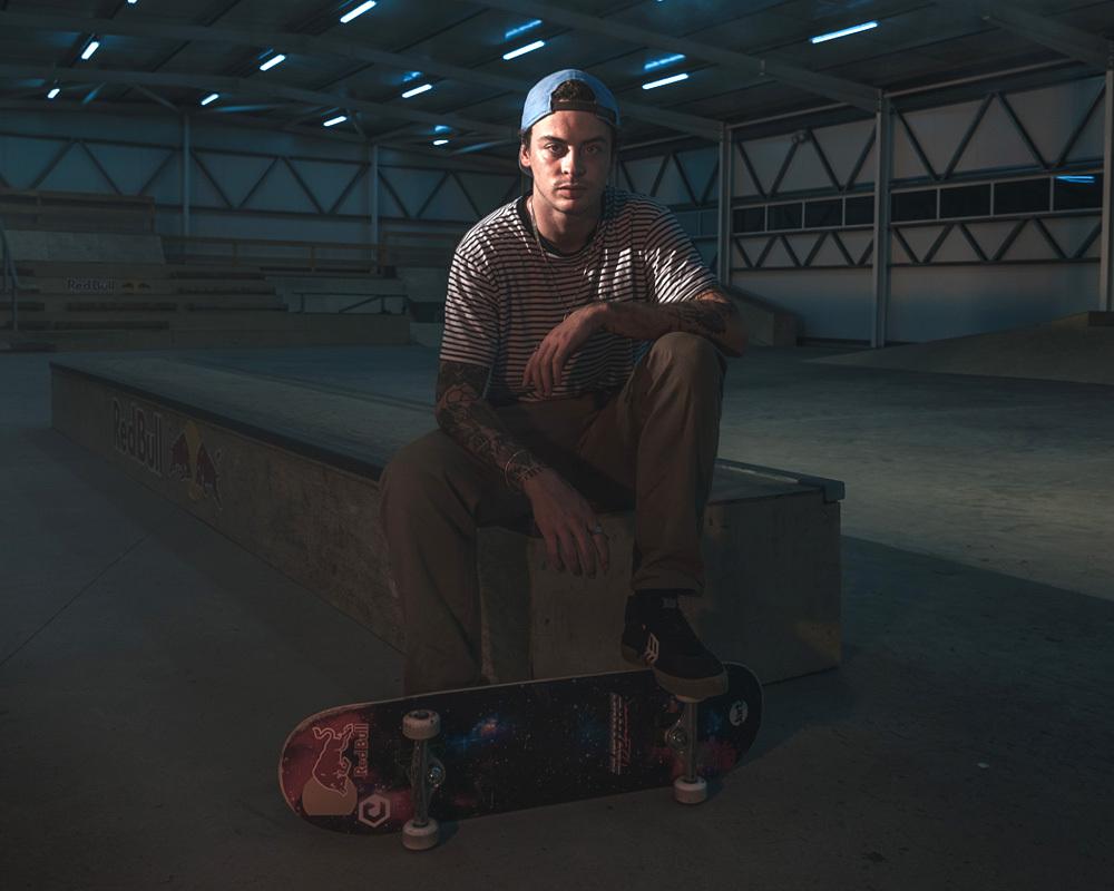 Gustavo Ribeiro é o novo skater do team da Ericeira Surf & Skate