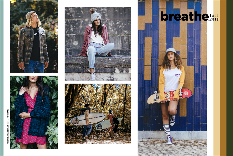"""""""Breathe"""" - É o nome da campanha de outono da Ericeira Surf & Skate"""